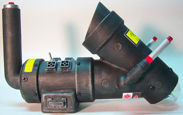 Custom ghostbusters giga meter prop pke meter proton pack for Meter trap