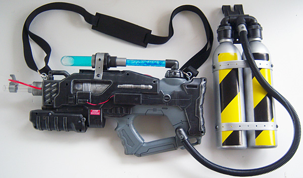 Ghostbusters Proton Pack Gun Custom GHOSTBUSTERS PR...