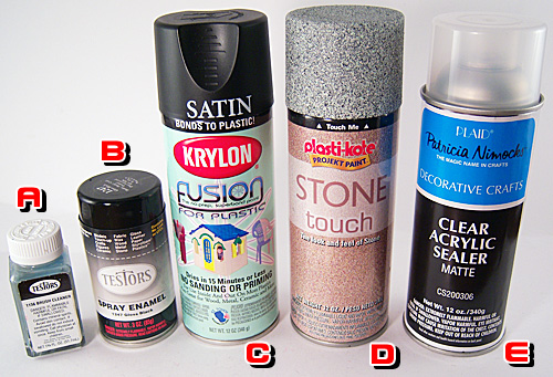 Best Cleaner For Testers Paints